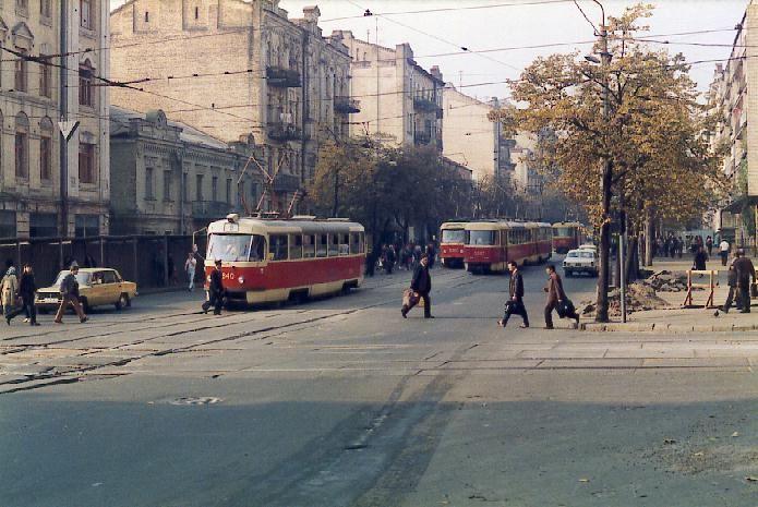 Трамвайный роман (11.01.11 перекладу пізніше)