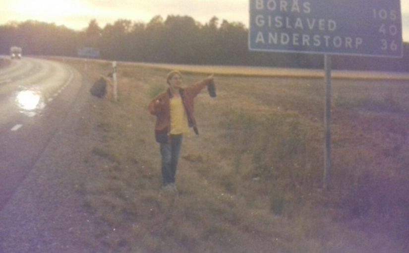 Спогади про Швецію. Частина третя або істотне доповнення до другої частини, та відскановані фото