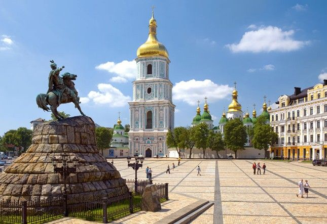 Kyiv. Guide and excursions