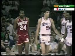 НБА. Фінал Заходу 1981. Канзас Сіті Кінгс – Х'юстон Рокетс