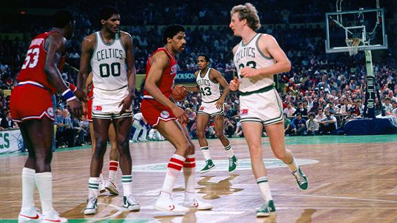 Сьомий матч фіналу Сходу 1981. Бостон – Філадельфія