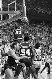 1985 драфт НБА та фінал NCAA
