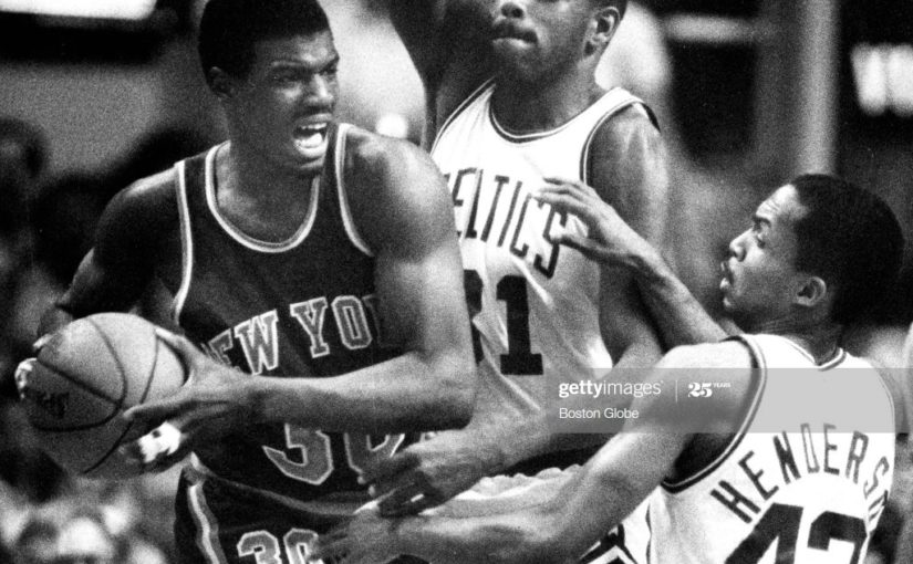 Сезон НБА 1983/84. Частина 1