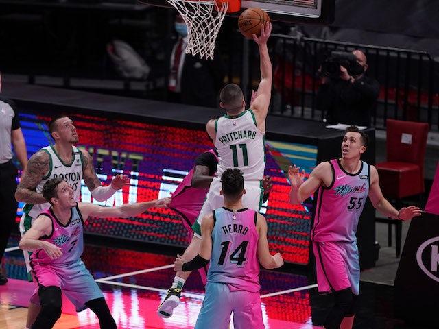 НБА. Матчі 6 січня