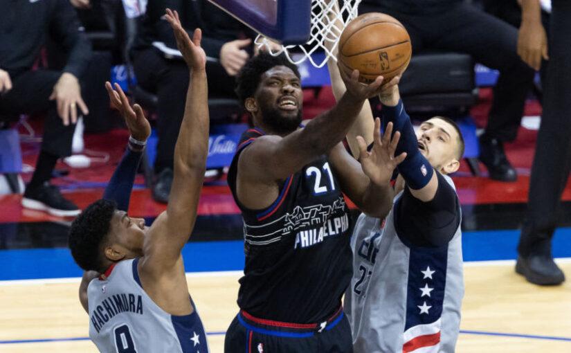 НБА. Перші матчі плей-офф