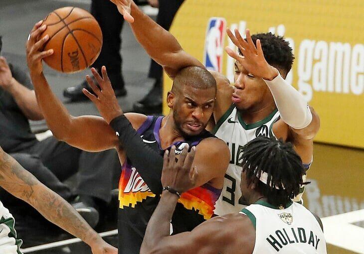Фінал НБА стартував з кількох красивих історій