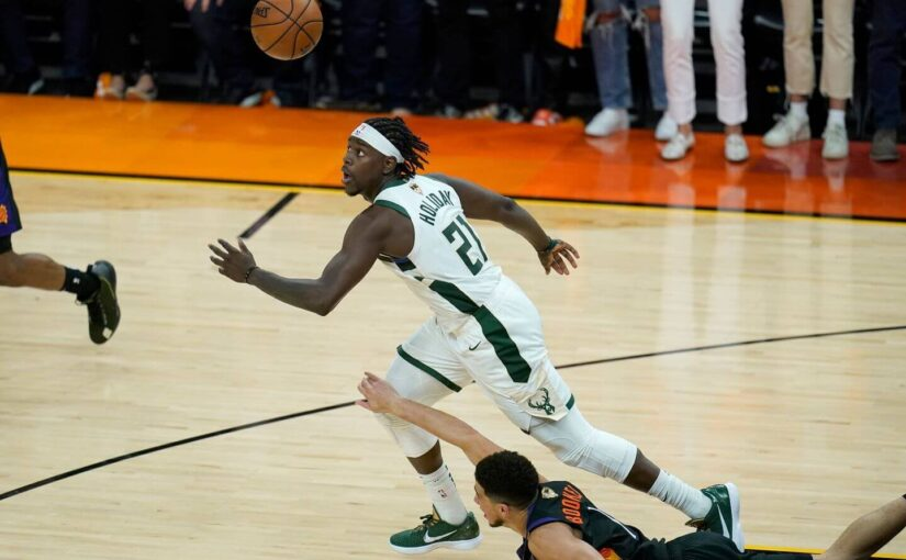 Як програти в фіналі НБА з 68,4% триочкових